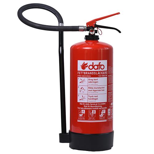 Fettbrandsläckare FBDP 6