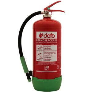 Brandsläckare LITHEX-6 för litiumbatteribrand, 6 liter